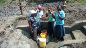 The Water Project:  Happy Faces At The Spring