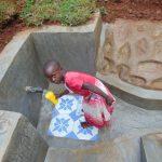 The Water Project: Shamakhokho Community, Imbai Spring -  Camera Shy