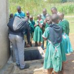 The Water Project: Shinyikha Primary School -  Training On Rain Tank Management