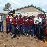 The Water Project: Ematiha Secondary School -  All Smiles After Training
