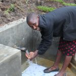 The Water Project: Emmachembe Community, Magina Spring -  Smiles For Clean Flowing Water