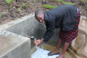 The Water Project:  Smiles For Clean Flowing Water