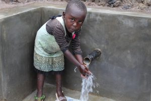 The Water Project:  Camera Shy