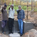 The Water Project: Sichinji Community, Kubai Spring -  Happy Faces On Site