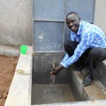 The Water Project: Mukangu Primary School -  Happy Day