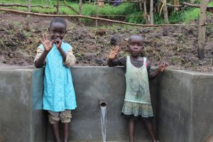 The Water Project:  Hi From The Spring