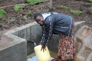 The Water Project:  Happy Fetching Water