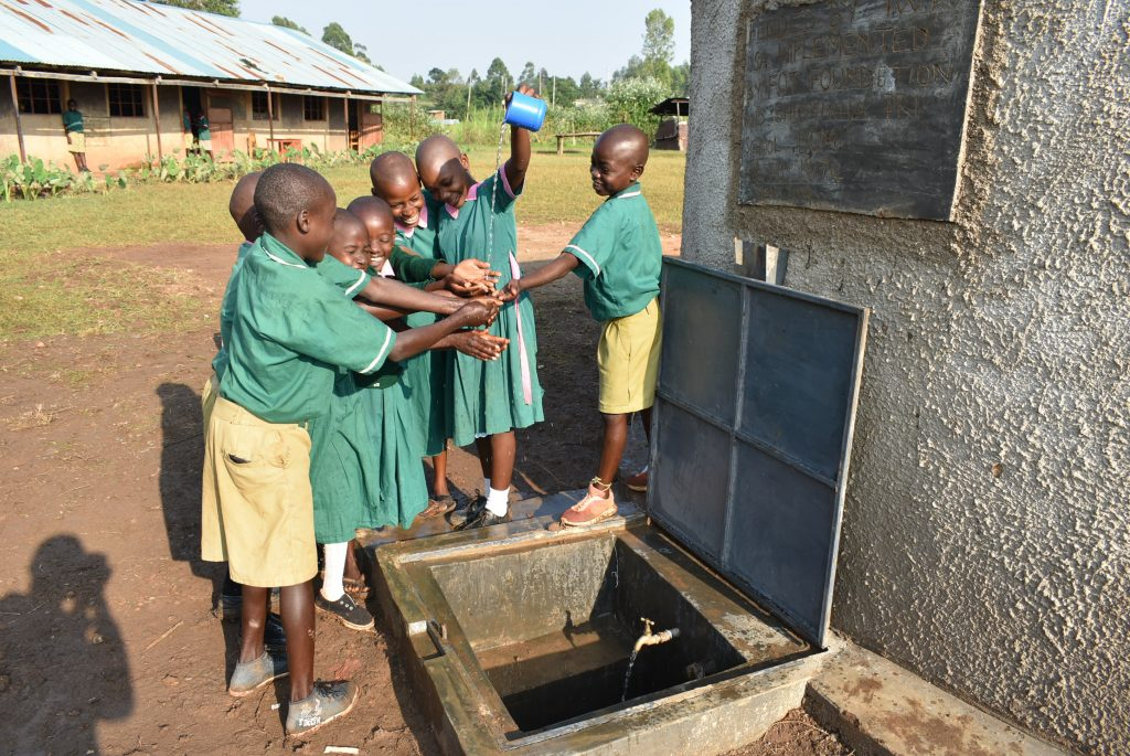 The Water Project : 42-kenya19174-celebrating-clean-water-2