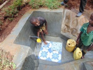 The Water Project:  Smiles At The Spring