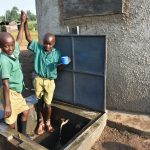 The Water Project: Shinyikha Primary School -  High Five For Clean Water Access