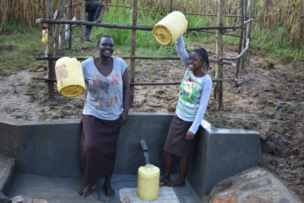 The Water Project : 44-kenya19183-clean-water-all-the-way