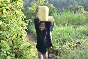 The Water Project:  Carrying Clean Water Home