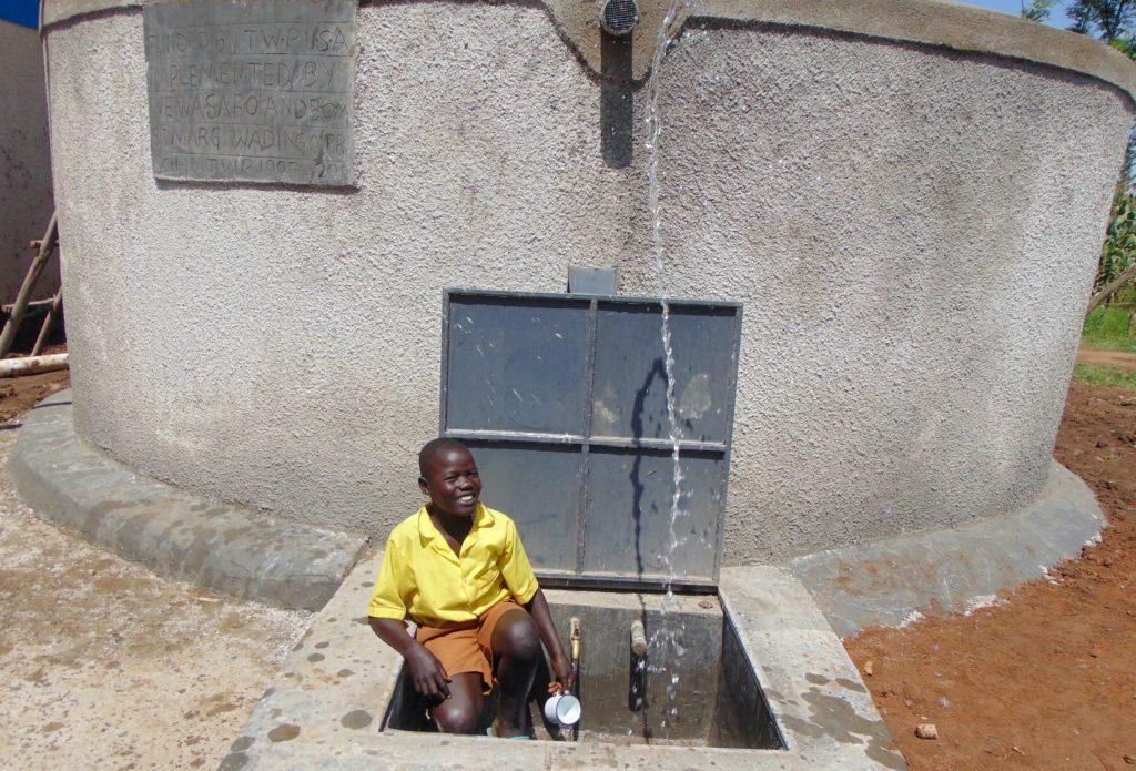 The Water Project : 46-kenya19076-having-fun