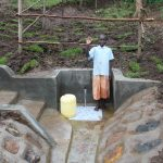 The Water Project: Emmachembe Community, Magina Spring -  Greetings From Magina Spring
