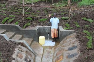 The Water Project:  Greetings From Magina Spring