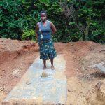 The Water Project: Shamakhokho Community, Imbai Spring -  Proud New Sanitation Platform Owner