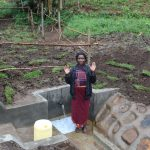The Water Project: Emmachembe Community, Magina Spring -  Hands Up For Clean Water