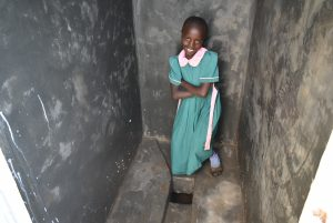 The Water Project:  Inside The New Latrines