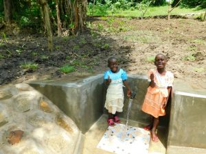 The Water Project:  Full Of Giggles