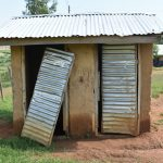 The Water Project: Khwihondwe SA Primary School -  Boys Latrines