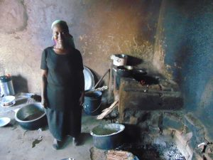 The Water Project:  School Cook Inside Kitchen
