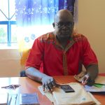 The Water Project: Malinda Secondary School -  Head Teacher Mr Charles Shikuku