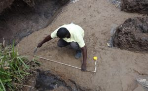The Water Project:  Site Marking