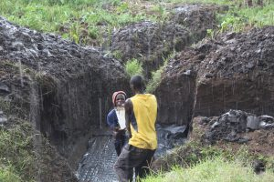 The Water Project:  Working Through The Rain
