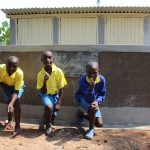 The Water Project: Musasa Primary School -  Thumbs Up For Improved Sanitation And Hygiene