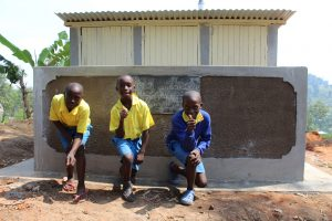 The Water Project:  Thumbs Up For Improved Sanitation And Hygiene