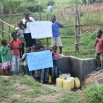 The Water Project: Sichinji Community, Kubai Spring -  Thank You