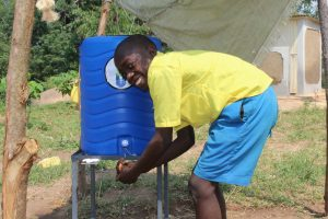 The Water Project:  Enjoying Handwashing
