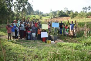 The Water Project:  Whole Community Says Thank You