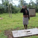 The Water Project: Emmachembe Community, Magina Spring -  Proud New Sanitation Platform Owner