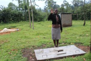 The Water Project:  Proud New Sanitation Platform Owner