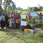 The Water Project: Sichinji Community, Kubai Spring -  Celebrating The Spring