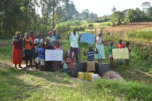 The Water Project:  Singing And Dancing At The Spring