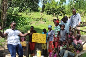 The Water Project:  Celebrating The Dedication Of The Spring