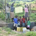 The Water Project: Sichinji Community, Kubai Spring -  All Smiles At Kubai Spring