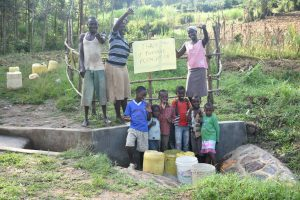 The Water Project:  All Smiles At Kubai Spring