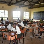 The Water Project: ACK St. Peter's Khabakaya Secondary School -  Students In Class