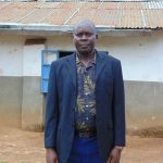 The Water Project: Kapkoi Primary School -  Head Teacher Mr Joseph Saina
