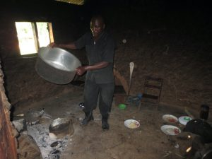 The Water Project:  School Cook At Work