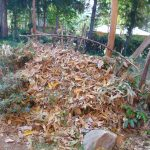 The Water Project: Friends Kuvasali Secondary School -  Compost Pit