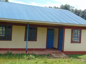 The Water Project:  New Classrooms