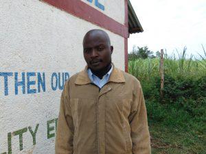 The Water Project:  Teacher Marango Nyongesa