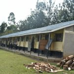 The Water Project: ACK St. Peter's Khabakaya Secondary School -  Classrooms