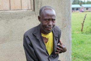 The Water Project:  School Guard Silas Okonga
