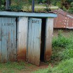 The Water Project: Kapsaoi Primary School -  Latrine Block
