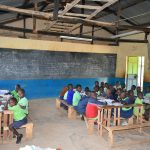 The Water Project: Khwihondwe SA Primary School -  Students In Class